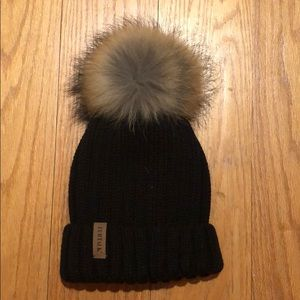 Fur Puff Hat